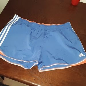 💜Adidas Shorts - Climalite - XL - workout